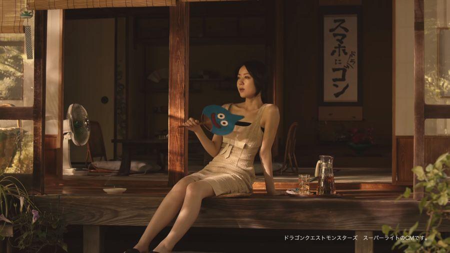 「ドラゴンクエストモンスターズ スーパーライト」テレビCM「モンスターズの夏」篇