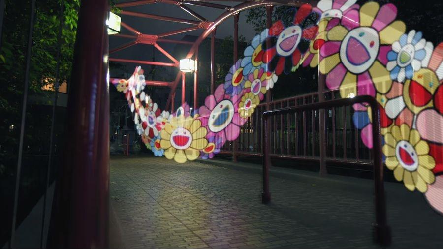 shu uemura × takashi murakami:Tokyo Wrapping